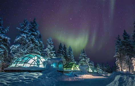 hotel under northern lights sleeping under the northern lights ifly klm magazine