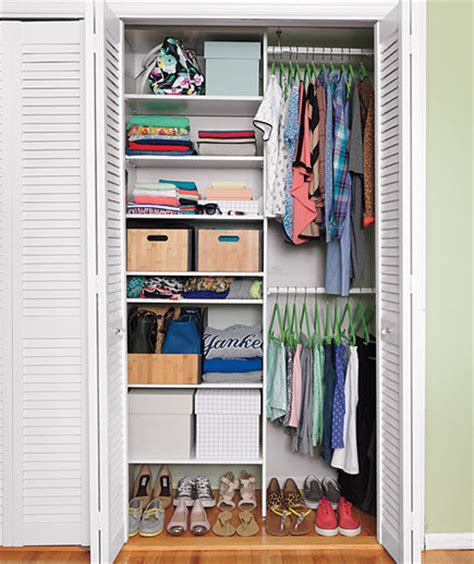 Simple Closets by Inspirational Closets Real Simple
