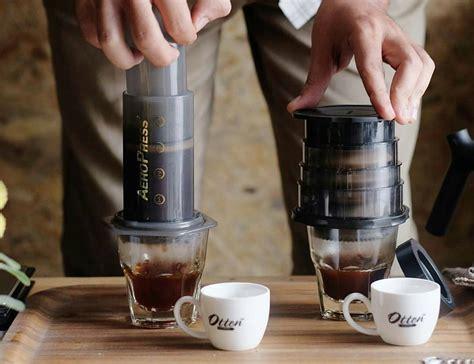 Cafflano Coffee Maker cafflano kompact portable coffee brewer 187 gadget flow