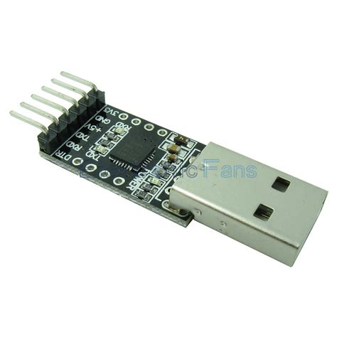 6 Pin Usb 20 To Ttl Uart Serial Converter Cp2102 Stc Module cp2102 usb 2 0 to ttl uart module 6pin serial converter stc replace ft232 module in other