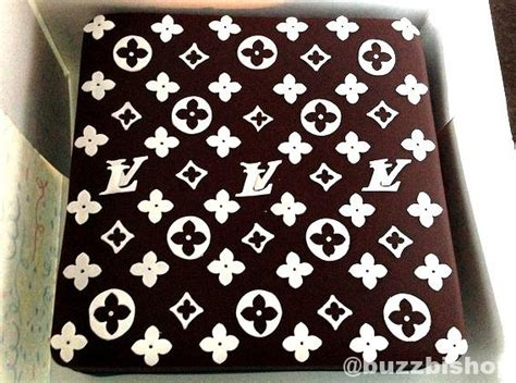lv pattern for cake louis vuitton birthday cake from simply sweet ltd in west