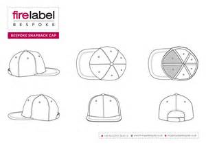 6 Panel Hat Template by Best Photos Of Snapback Vector Template Snapback Hat