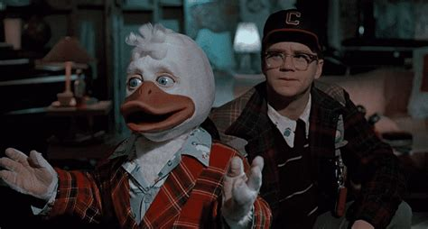 marvel film howard the duck howard a new breed of hero aka howard the duck 1986