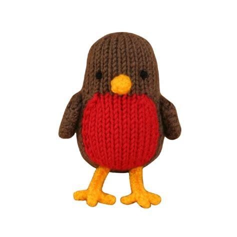knitting pattern robin christmas robin knitting pattern by knitables knitting