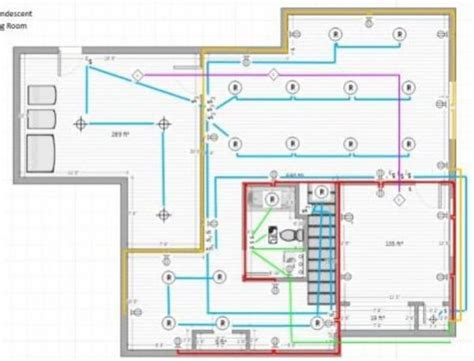 wiring a basement basement wiring diagram review doityourself
