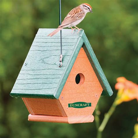 recycled plastic bird houses milk jug eco friendly