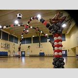 Quinceanera Balloon Centerpieces | 900 x 675 jpeg 117kB