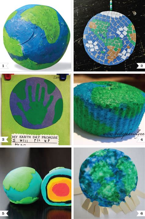 earth craft for earth day craft project ideas chickabug