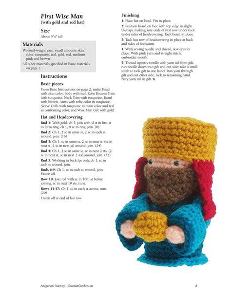 amigurumi nativity pattern nacimiento crochet amigurumi crochet and crochet christmas