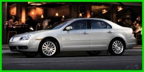 how to sell used cars 2007 mercury milan electronic valve timing buy used 2007 premier used 3l v6 24v automatic fwd sedan in san antonio texas united states