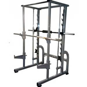 commercial smith machine squat rack combo