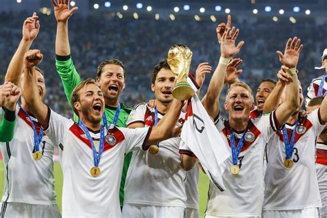 germany world cup world cup 2014 football soccer mario g 246 tze germany beat