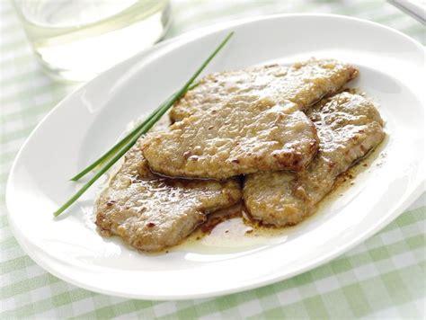 come cucinare scaloppine di vitello ricetta scaloppine di vitello al marsala donna moderna