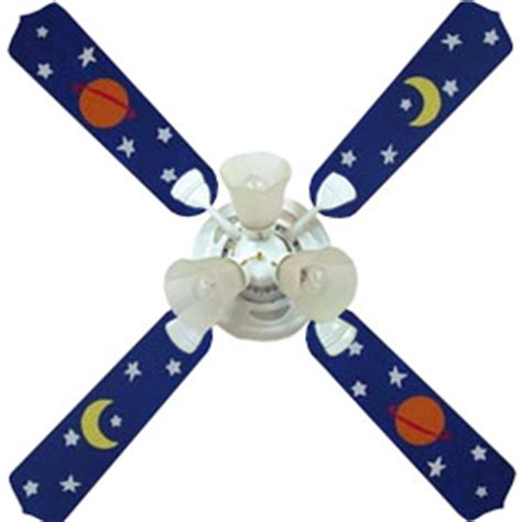 outer space ceiling fan