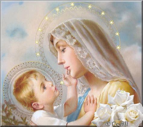 imagenes de jesus y la virgen maria juntos virgen mar 205 a ruega por nosotros virgen maria imagenes