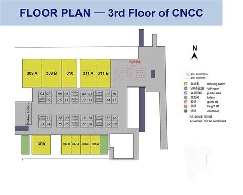 floor plan application exhibition application 3rd floor plan