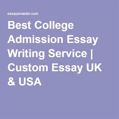 Best College Essay Writers Service by Best College Writing Services