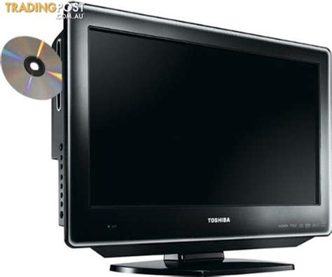Tuner Tv Lcd Toshiba toshiba 26dv615y tv with in built dvd player and hd tuner at 399 for sale in prospect sa