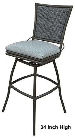 alfa bar stools aluminum 34 inch outdoor erin bar stool no arms alfa