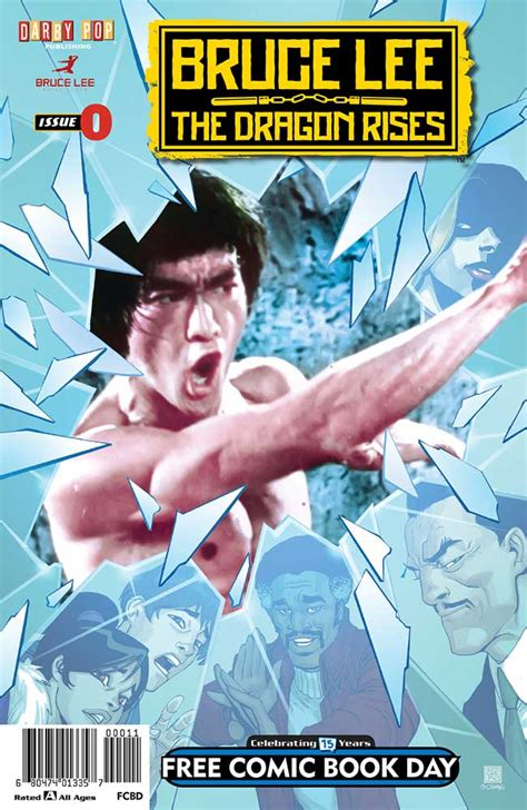 bruce lee biography book pdf fcbd bruce lee gets free comic book day issue major