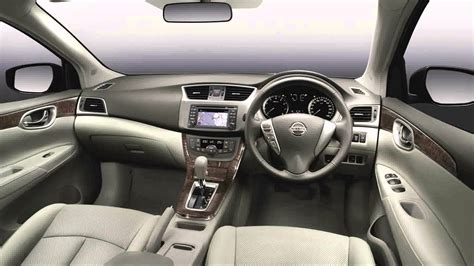 nissan sylphy 2010 interior 2015 model nissan sylphy youtube