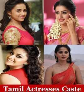 vanniyar actress list tamil actresses caste list tamil heroines caste