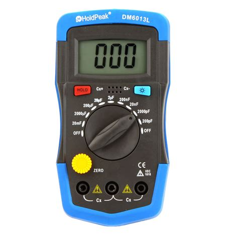 test electrolytic capacitor digital multimeter handheld digital capacitance meter capacitor tester capacimeter electronic lcd ebay