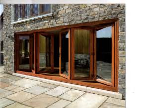Brown Patio Doors Brown Teak Wood Frame Sliding Patio Glass Door Combination With Large Pine Wood Pallet