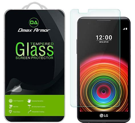 Indoscreen Anti Coolpad Max Clear 2 pack lg x power screen protector dmax armor tempered glass 0 3m dmaxarmorus