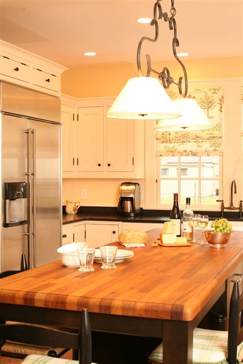 ecclectic kitchen furniture with traditional breakfast butcher block countertops ikea home office eclectic with