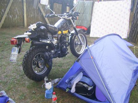 tenda per mototurismo tenda in moto quale usate voi borse e accessori per