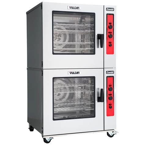 Oven Combi vulcan abc7e 208 electric boilerless combi oven prima supply