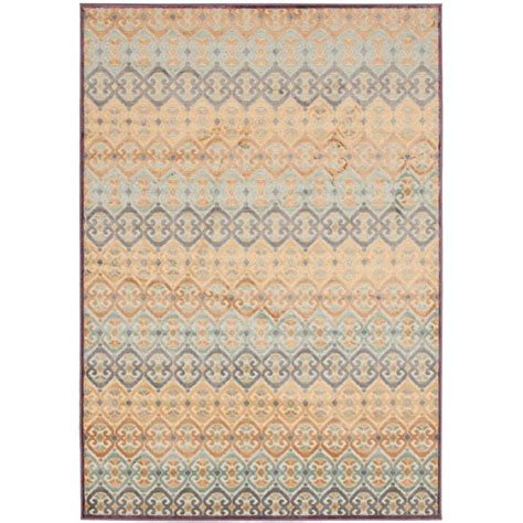 4 x 5 area rugs safavieh paradise mauve multi 4 ft x 5 ft 7 in area rug par150 840 4 the home depot