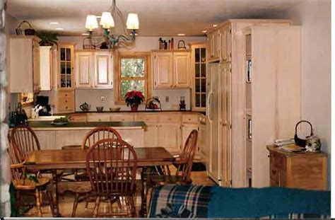 Clear Pine Kitchen Cabinets by Cabinetry Kitchens And Baths Timber Country Cabinetry