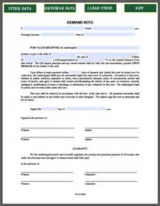 demand note free fillable pdf forms free fillable pdf