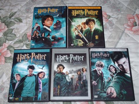 Dvd Harry Potter Collection pin my harry potter dvd collection tfw the friends