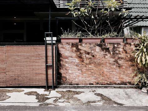 casa kopi benhil project house at jalan parkit desain arsitek oleh ago