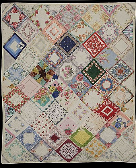 How To Make A Handkerchief Quilt by 17 Best Ideas About Vintage Handkerchiefs On