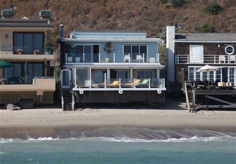 leonardo dicaprio house leonardo dicaprio in malibu beach homes zimbio