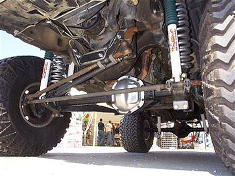 solid axle swap 80 current bronco ii & explorer 66 96
