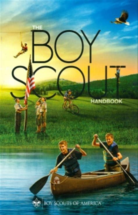 bsa boy scout handbook covers