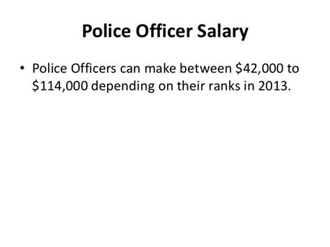 How Much Do Officers Make by Officer Ranks Images