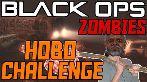 black ops 2 caign challenges black ops 2 zombies hobo challenge