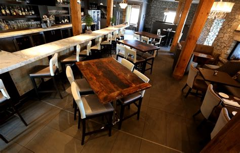 wood restaurant tables reclaimed wood furniture restaurant tables hd threshing