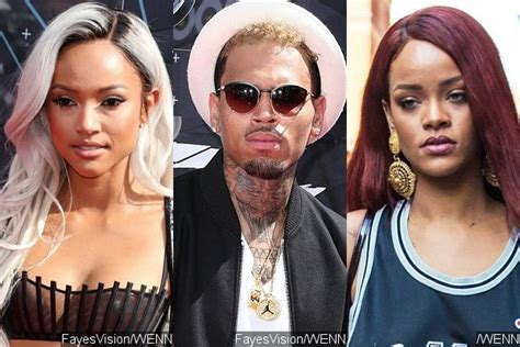 rihanna disses karrueche on chris brown karrueche sets record about chris brown