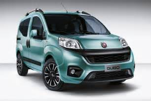 Fiat Auto Uk New Fiat Qubo 2016 Pictures Auto Express