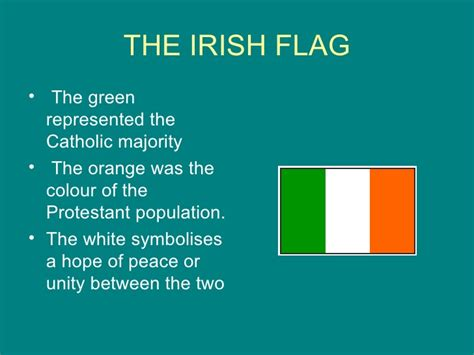 what do the colors mean on the irish flag what do the colors mean on the irish flag irish symbols