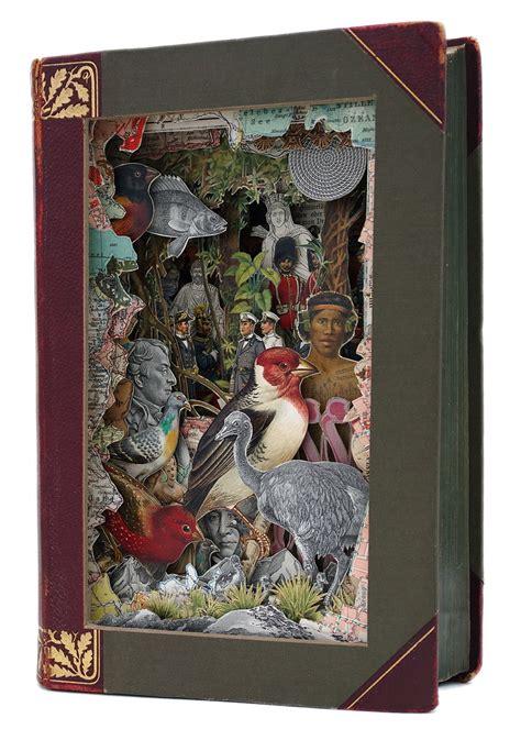 libro if youre bored with 25 hermosos ejemplares de esculturas hechas en libros bored panda
