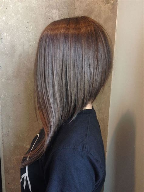 aline hair with color tips extreme quot lob quot long bob get the how to plus 3 quot lob