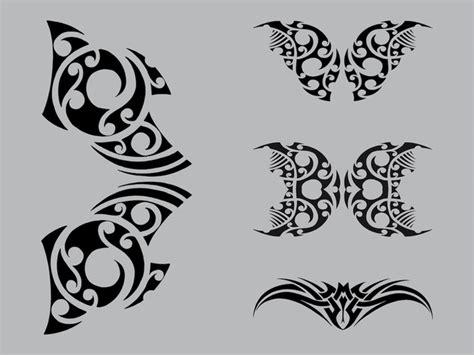 zelf tattoo online ontwerpen abstracte body art decoratieve tattoo ontwerpen download